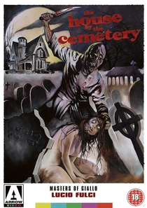 A Casa do Cemitério - Poster / Capa / Cartaz - Oficial 7