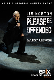 Jim Norton: Please Be Offended - Poster / Capa / Cartaz - Oficial 1