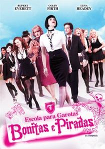 Escola Para Garotas Bonitas e Piradas - Poster / Capa / Cartaz - Oficial 1