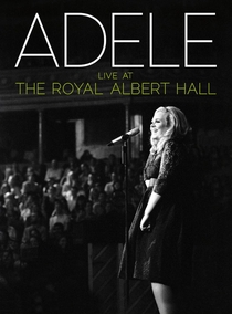 Adele - Live At The Royal Albert Hall - Poster / Capa / Cartaz - Oficial 1