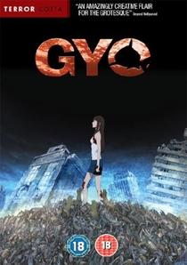 Gyo - O Cheiro da Morte - Poster / Capa / Cartaz - Oficial 1