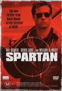 Spartan - Poster / Capa / Cartaz - Oficial 5