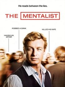 O Mentalista (1ª Temporada) - Poster / Capa / Cartaz - Oficial 1