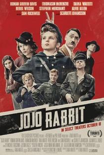 Jojo Rabbit - Poster / Capa / Cartaz - Oficial 1
