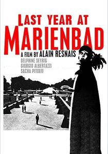 O Ano Passado em Marienbad - Poster / Capa / Cartaz - Oficial 11