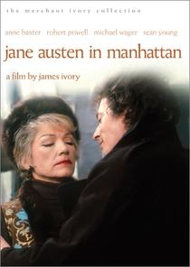 Jane Austen in Manhattan - Poster / Capa / Cartaz - Oficial 1