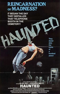 Haunted - Poster / Capa / Cartaz - Oficial 1