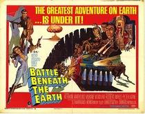 Batalha Debaixo da Terra - Poster / Capa / Cartaz - Oficial 1