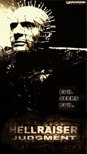 Hellraiser - Julgamento - Poster / Capa / Cartaz - Oficial 6