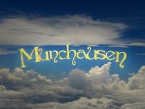 Munchausen - Poster / Capa / Cartaz - Oficial 1