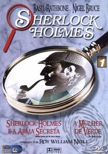 Sherlock Holmes e a Arma Secreta - Poster / Capa / Cartaz - Oficial 8