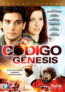 O Código Gênesis  - Poster / Capa / Cartaz - Oficial 1