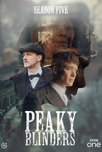 Peaky Blinders: Sangue, Apostas e Navalhas (5ª Temporada) - Poster / Capa / Cartaz - Oficial 2