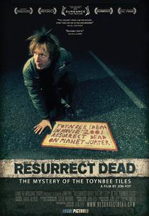 Resurrect Dead: The Mystery of the Toynbee Tiles - Poster / Capa / Cartaz - Oficial 1