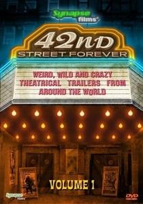 42nd Street Forever, Volume 1 - Poster / Capa / Cartaz - Oficial 1
