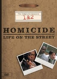 Homicide - Life on The Street - 2ª Temporada - Poster / Capa / Cartaz - Oficial 1