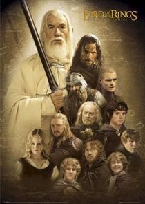 O Senhor dos Anéis: As Duas Torres - Poster / Capa / Cartaz - Oficial 8