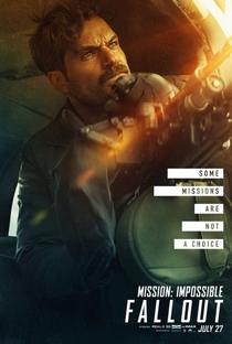 Missão: Impossível - Efeito Fallout - Poster / Capa / Cartaz - Oficial 11