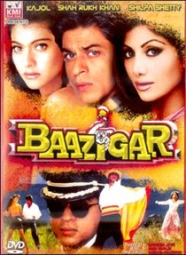Baazigar - Poster / Capa / Cartaz - Oficial 1