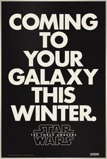 Star Wars, Episódio VII: O Despertar da Força - Poster / Capa / Cartaz - Oficial 35