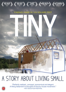TINY: A Story About Living Small - Poster / Capa / Cartaz - Oficial 1