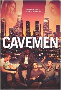 Cavemen - Poster / Capa / Cartaz - Oficial 1