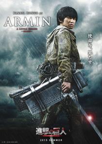 Ataque dos Titãs - Parte 1 - Poster / Capa / Cartaz - Oficial 5