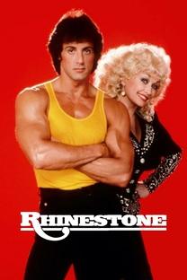 Rhinestone - Um brilho na noite - Poster / Capa / Cartaz - Oficial 3