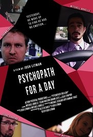 Psychopath For a Day - Poster / Capa / Cartaz - Oficial 1