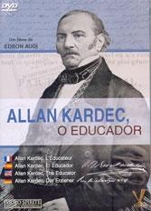 Allan Kardec, o Educador - Poster / Capa / Cartaz - Oficial 1