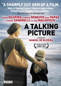 Um Filme Falado - Poster / Capa / Cartaz - Oficial 2