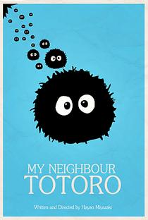 Meu Amigo Totoro - Poster / Capa / Cartaz - Oficial 20