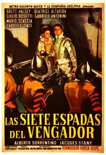 A Sétima Espada - Poster / Capa / Cartaz - Oficial 1