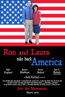 Ron and Laura Take Back America - Poster / Capa / Cartaz - Oficial 1