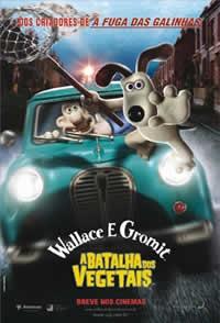 Wallace & Gromit - A Batalha dos Vegetais - Poster / Capa / Cartaz - Oficial 4
