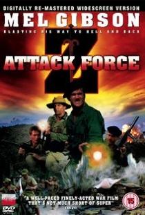 Força de Ataque Z - Poster / Capa / Cartaz - Oficial 2