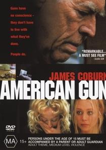 American Gun - Poster / Capa / Cartaz - Oficial 1