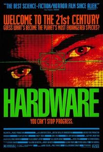 Hardware - O Destruidor do Futuro - Poster / Capa / Cartaz - Oficial 8