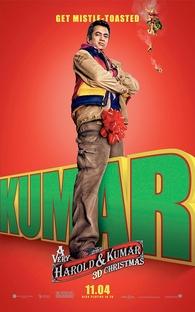 O Natal Maluco de Harold e Kumar - Poster / Capa / Cartaz - Oficial 5