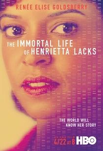 A Vida Imortal de Henrietta Lacks - Poster / Capa / Cartaz - Oficial 2
