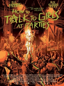 How to Talk to Girls at Parties - Poster / Capa / Cartaz - Oficial 4