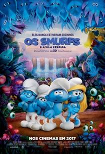 Os Smurfs e a Vila Perdida - Poster / Capa / Cartaz - Oficial 1