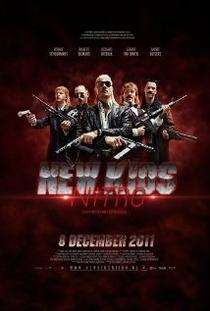 New Kids Nitro - Poster / Capa / Cartaz - Oficial 1