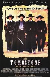 Tombstone - A Justiça Está Chegando - Poster / Capa / Cartaz - Oficial 5