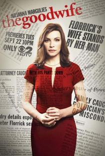 The Good Wife (1ª Temporada) - Poster / Capa / Cartaz - Oficial 2