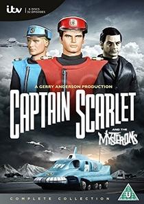 Capitão Escarlate - Poster / Capa / Cartaz - Oficial 3