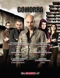 Gomorra (1ª Temporada) - Poster / Capa / Cartaz - Oficial 2