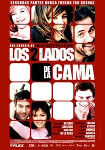 Os 2 Lados Da Cama - Poster / Capa / Cartaz - Oficial 1