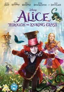 Alice Através do Espelho - Poster / Capa / Cartaz - Oficial 32
