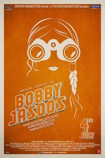 Bobby Jasoos - Poster / Capa / Cartaz - Oficial 3